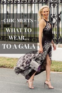 WHAT TO WEAR TO A GALA 3