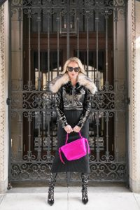 Winter Fashion Tips for Bright Colored Handbags