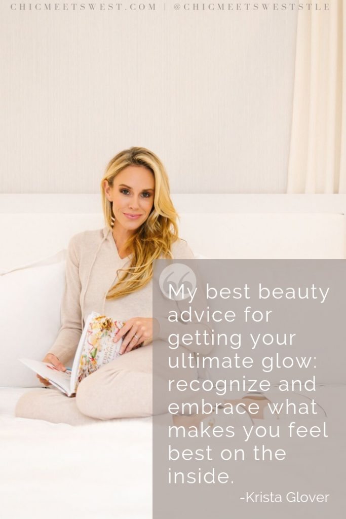 Beauty and skincare advice quote