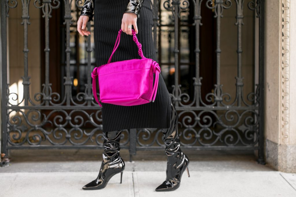 Bright handbags winter fashion tips and tricks