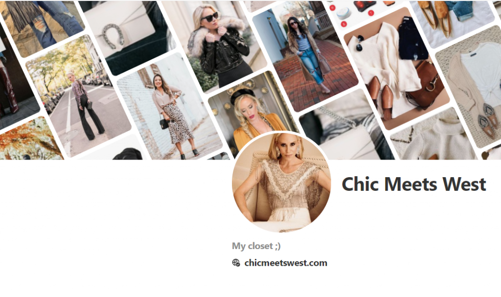 FOLLOW CHIC MEETS WEST ON SOCIAL! 1