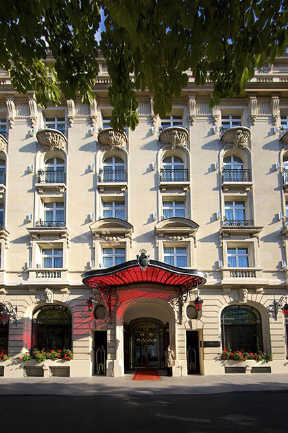 Le Royal Monceau, Raffles Paris: Best Family-Friendly Travel 2020